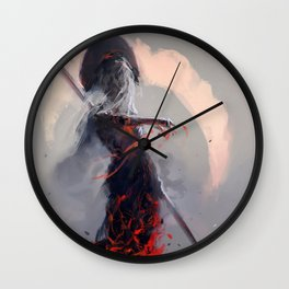Sathra's Will Wall Clock