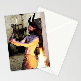 The Blacksmith Devil Stationery Cards