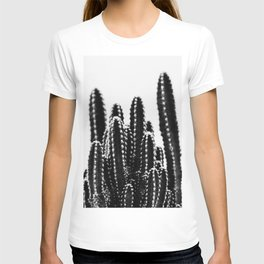 Minimal Cactus T-shirt