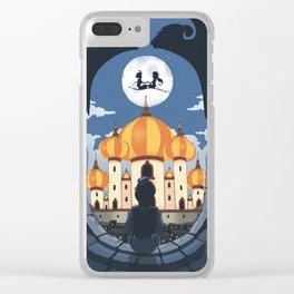 aladdin Clear iPhone Case