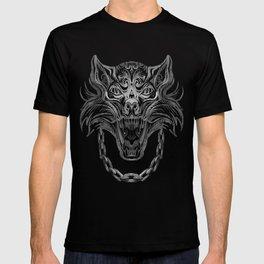 Norse Wolf Monster Fenrir T-shirt