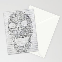 Shantytown Walls Stationery Cards