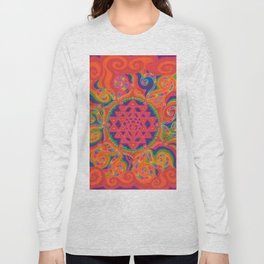 Meditative State Long Sleeve T-shirt