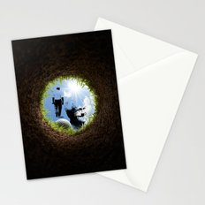 Hole in one Arnold! Stationery Cards