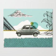 Cinquecento Canvas Print