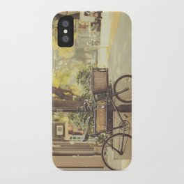 Bike I iPhone Case