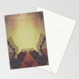The Last Light Stationery Cards