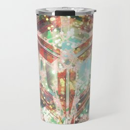 Cu-Diamond Travel Mug