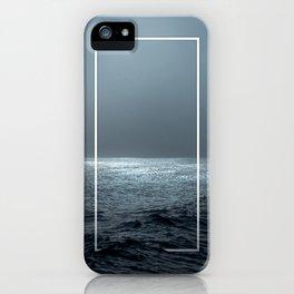 Twilight Geometry iPhone Case