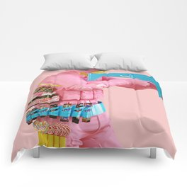 Deliciously Supplied Comforters