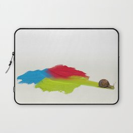 Snail Trail Laptop Sleeve