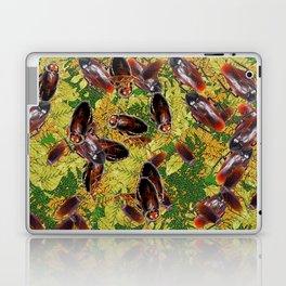 Cockroaches Laptop & iPad Skin