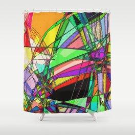 Hoist The Colours Shower Curtain