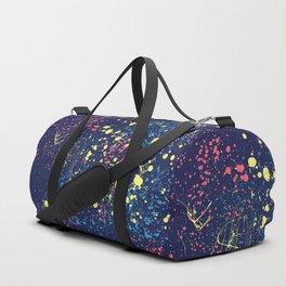 rio splatter paint Duffle Bag