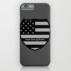 United States of America Shield  Slim Case iPhone 6s