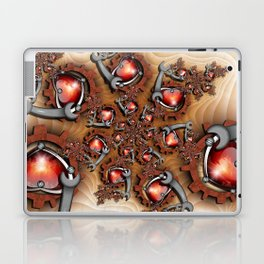 Heart's Mechanic Laptop & iPad Skin