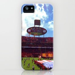 Arrowhead Home Opener iPhone Case