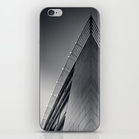 triangle iPhone & iPod Skins featuring triAngle by Dirk Wuestenhagen Imagery
