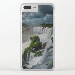 Iguazú Falls, Argentina Clear iPhone Case