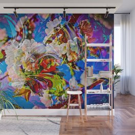 Abstract Perfection 14  Spring Wall Mural