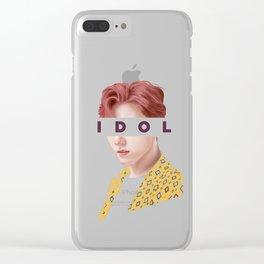 Idol vs07 Clear iPhone Case