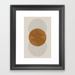 Perfect Touch Framed Art Print