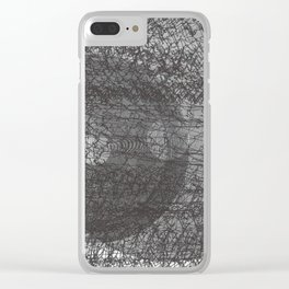The Anthropic Principle Clear iPhone Case
