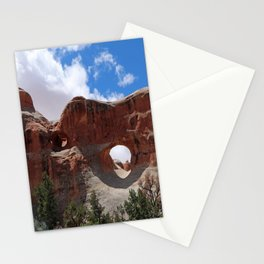 Tunnel Arch View Stationery Cards