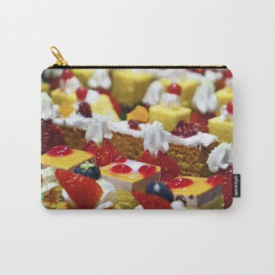 cakes Carry-All Pouch