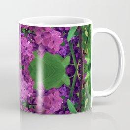 216 - lilacs abstract design Coffee Mug