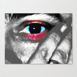 Eyeful Canvas Print