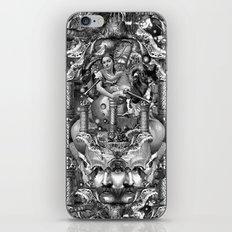 Reredos iPhone & iPod Skin