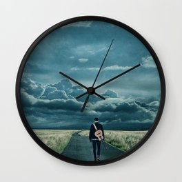 In Search of a Song Wall Clock
