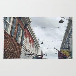 Hidden Alleyway Rug