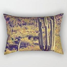 Arizona Cacti Rectangular Pillow