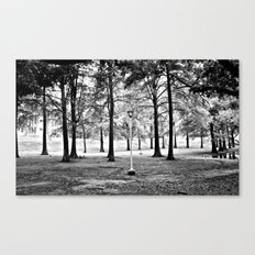 The Magic Forest Canvas Print
