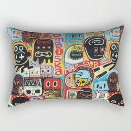 ZOMBISKA Rectangular Pillow