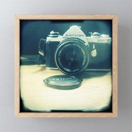Old friend Framed Mini Art Print
