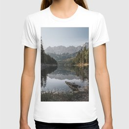 Lake View - Landscape and Nature Photography T-shirt