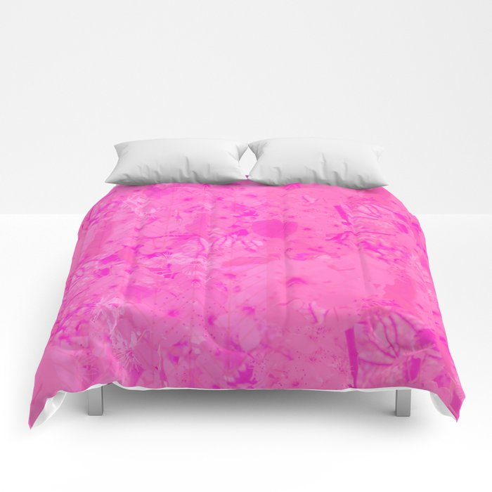 Cherry Bomb Comforters