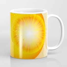 Sunstorm - Tormenta solar Coffee Mug