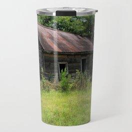 Farmhouse Abandoned Travel Mug