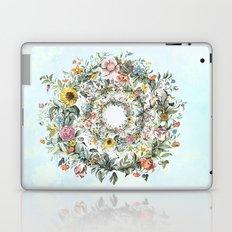 Circle of Life Blue Laptop & iPad Skin