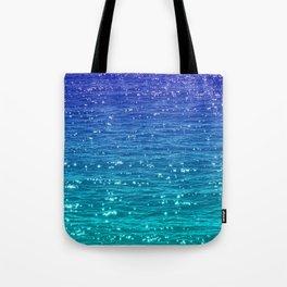 SEA SPARKLE Tote Bag