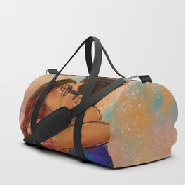 DjWifi - Brighter Than The Sun Duffle Bag