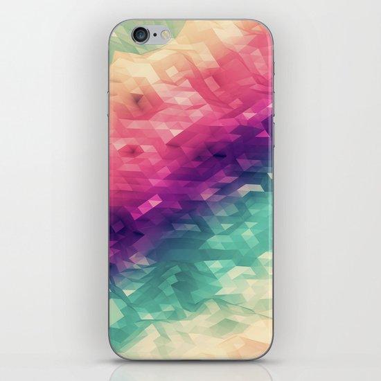 sea colors iPhone & iPod Skin