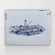 Troubled Waters Laptop & iPad Skin