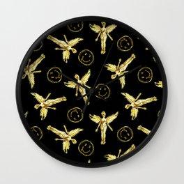 Nirvana Icons 3 Wall Clock