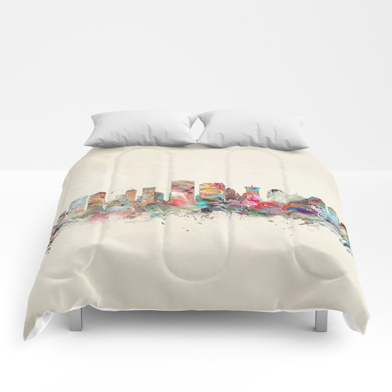 new orleans louisiana Comforters