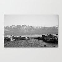 norway Canvas Prints featuring Norway by KTverbakk
